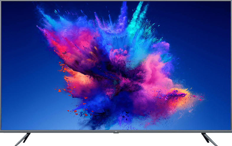 XIAOMI 4S LED TV (Flat, 65 Zoll/163.9 cm, UHD 4K, SMART TV, Android TV 9.0)