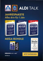 Aldi Talk - Jahrespakete