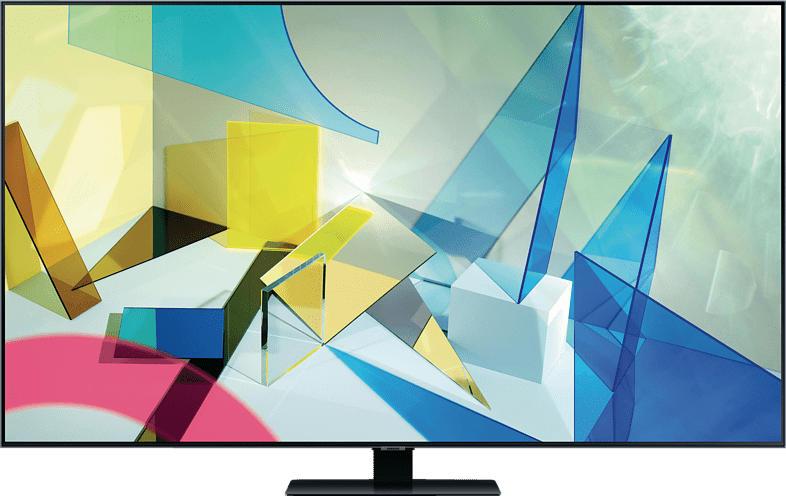 SAMSUNG GQ65Q82T QLED TV (Flat, 65 Zoll/163 cm, UHD 4K, SMART TV)