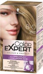Schwarzkopf Color Expert Intensiv-Pflege Color-Creme 8-0 Mittelblond -