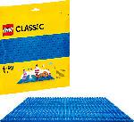 MediaMarkt LEGO 10714 Blaue Bauplatte Bauplatte, Blau
