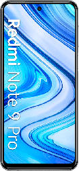 XIAOMI Redmi Note 9 Pro 128 GB Glacier White Dual SIM