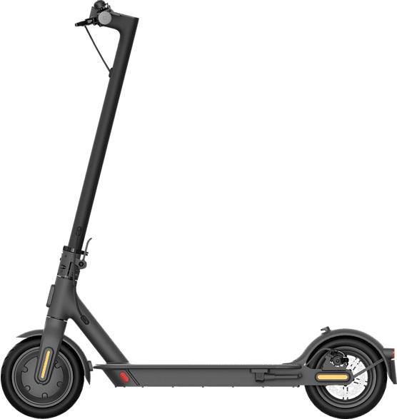 XIAOMI Mi Scooter 1S E-Scooter (8.5 Zoll, Anthrazit)