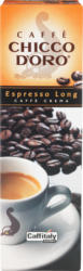 Chicco d'Oro Kaffeekapseln, Espresso Long, 10 Portionen