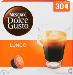 Nescafé Dolce Gusto Kaffeekapseln Lungo, 30 Kapseln