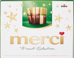 Storck Merci Finest Selection, Mousse au Chocolat, 210 g