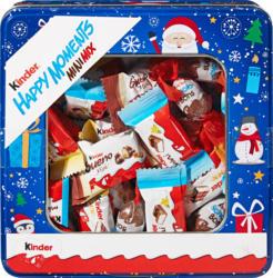 Kinder Ferrero Happy Moments Mini Mix, 197 g