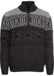 Herren-Pullover mit Grobstrick-Design