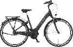 MediaMarkt FISCHER CITA 3.1I-S1 Citybike (28 Zoll, 44 cm, 418 Wh, Schwarz matt)