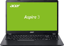 ACER Aspire 3 (A315-42-R7KK), Notebook mit 15.6 Zoll Display, Ryzen 7 Prozessor, 16 GB RAM, 512 GB SSD, Radeon RX Vega 10 Grafik, Schwarz