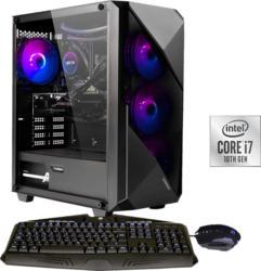 HYRICAN STRIKER 6604, Gaming-PC mit Core™ i7 Prozessor, 16 GB RAM, 960 GB SSD, GeForce RTX 3080 , 10 GB