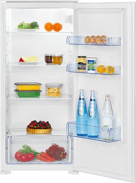 BOMANN VSE 7806  Kühlschrank (A++, 102 kWh/Jahr, 1220 mm hoch, Weiß)