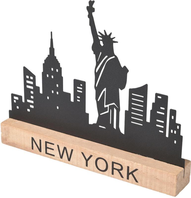 Deko-Aufsteller New York (Nur online)
