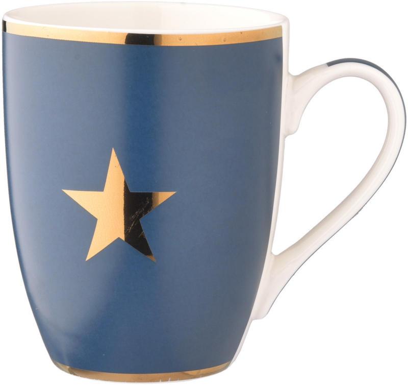 Tasse mit goldenem Stern (Nur online)