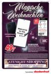 dodenhof Technik-Highlights bei dodenhof - bis 19.12.2020