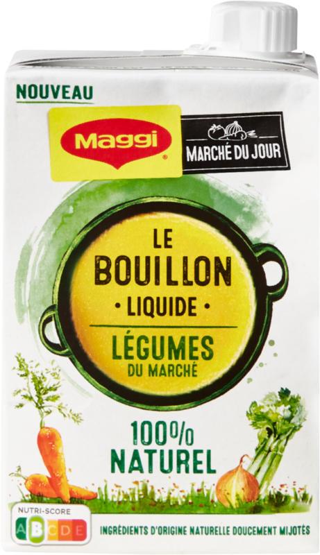 Brodo liquido di verdure Maggi, 400 ml