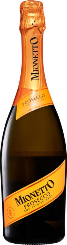 Mionetto Prestige Collection brut Prosecco DOC Treviso, Vénétie, Italie, 75 cl