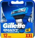 Denner Gillette Rasierklingen , mach3 Turbo, 12 Stück - bis 18.01.2021
