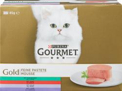 Cibo per gatti Gourmet Gold Purina, Mousse, assortite, 24 x 85 g
