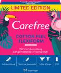 Denner Protège-slips Carefree, Cotton Feel Flexiform, perméables à l'air, 56 pièces - au 28.06.2021