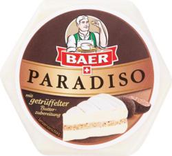 Baer Paradiso Weichkäse, mit getrüffelter Butterzubereitung, 180 g