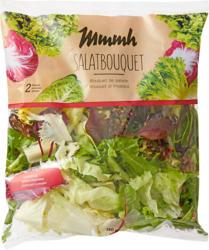 Bouquet de salade Mmmh, Provenance indiquée sur l'emballage, prêt à consommer, 150 g