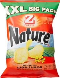 Zweifel Chips XXL Big Pack, Nature, 380 g