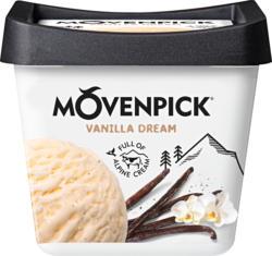 Glace Vanilla Dream Mövenpick, 900 ml