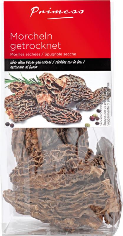 Morilles Primess, séchées, 20 g