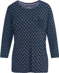 Damen Schlafshirt mit Allover-Print (Nur online)