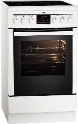 AEG 47095VD-WN Standherd (EEK A, Glaskeramikkochfeld,  57 l)