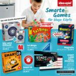 Comic Buch & Spiel Inh. Arne Hachtmann E-Flyer Smarte Games für kluge Köpfe - bis 19.12.2020
