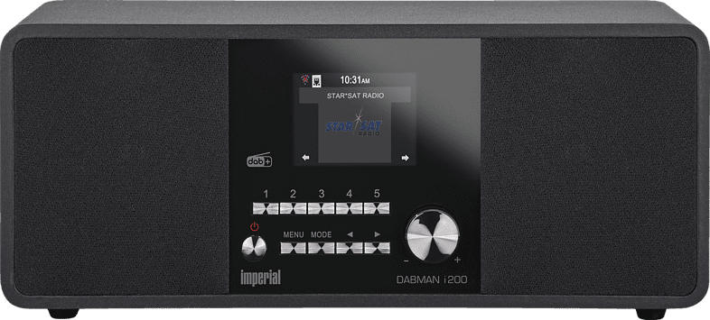 IMPERIAL DABMAN i200, Internetradio