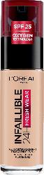 L'ORÉAL PARIS Make-up Infaillible 24H Fresh Wear 25 Rose Ivory