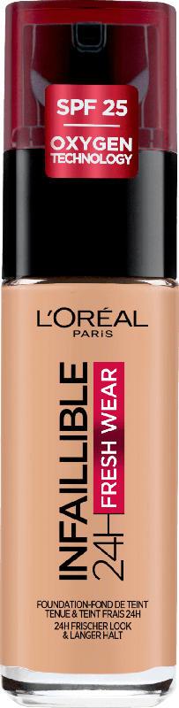 L'ORÉAL PARIS Make-up Infaillible 24H Fresh Wear 235 Honey