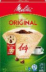 dm-drogerie markt Melitta Kaffee-Filtertüten Original 1x4 Aroma naturbraun