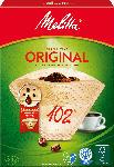 dm-drogerie markt Melitta Kaffee-Filtertüten Original 102 Aroma naturbraun