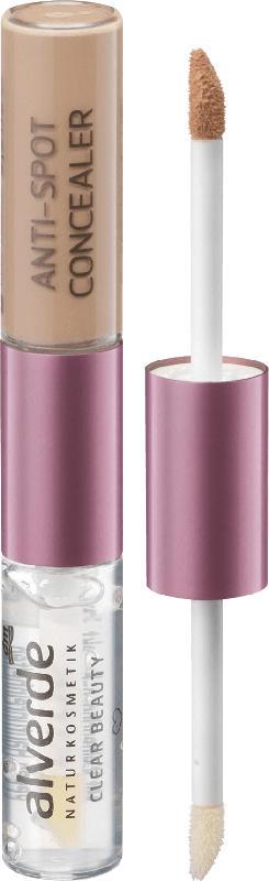 alverde NATURKOSMETIK Clear Beauty Anti-Spot Concealer