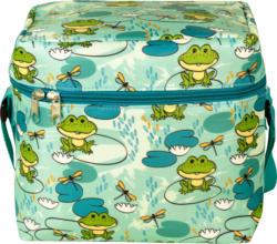 Soapland Kindertasche Nylon türkis mit Frosch-Motiv