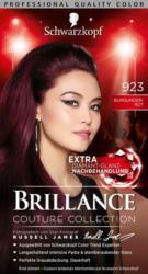 Schwarzkopf Brillance Haarfarbe Couture Collection Burgunderrot 923