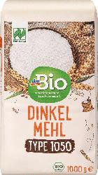 dmBio Mehl, Dinkelmehl Type 1050, Naturland