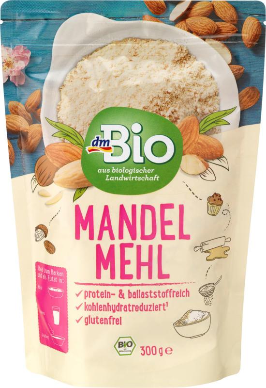dmBio Mehl, Mandel-Mehl