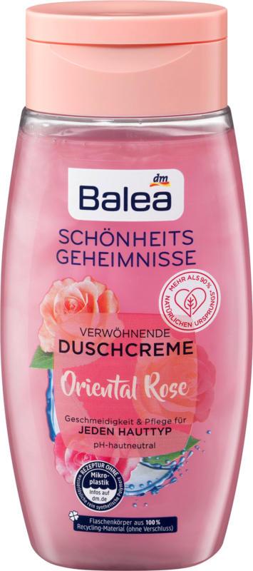 Balea Schönheitsgeheimnisse Duschcreme Rose