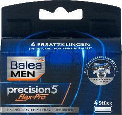 Balea MEN Rasierklingen precision5 Flex-Pro