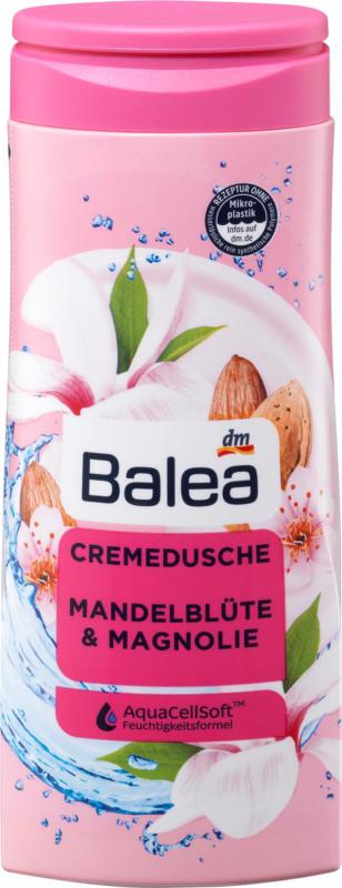 Balea Cremedusche Mandelblüte & Magnolie