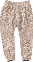 ALANA Baby Hose, Gr. 62, in Bio-Baumwolle und Wolle, beige