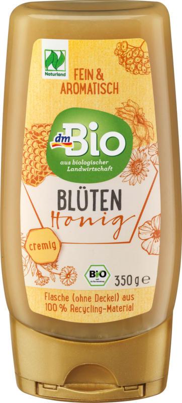 dmBio Honig, Blütenhonig cremig