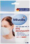 dm-drogerie markt Mivolis FFP2 Atemschutzmaske Einweg