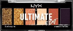 NYX PROFESSIONAL MAKEUP Lidschatten Ultimate Edit Petite Shadow Palette Utopia 06W