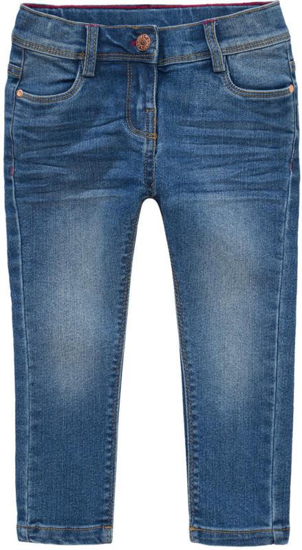 Mädchen Skinny-Jeans mit Used-Waschung (Nur online)